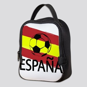 Italia Italy Football Soccer ball Neoprene Lunch B
