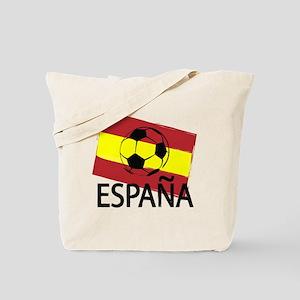 Italia Italy Football Soccer ball Tote Bag