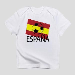 Italia Italy Football Soccer ball Infant T-Shirt