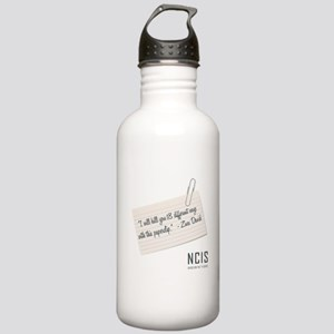 I WILL KILL YOU 18 DIFFERENT WAYS... Water Bottle