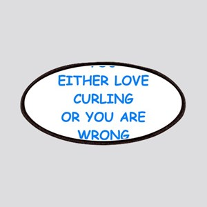 curling Patches