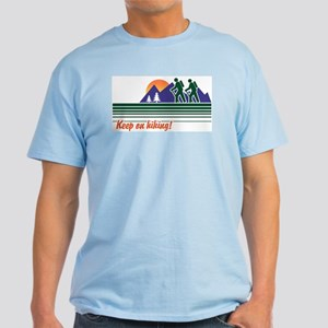 Keep on Hiking Light T-Shirt
