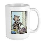 Catnip patches Mugs