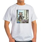 Catnip patches T-Shirt