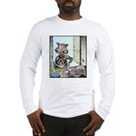 Catnip patches Long Sleeve T-Shirt