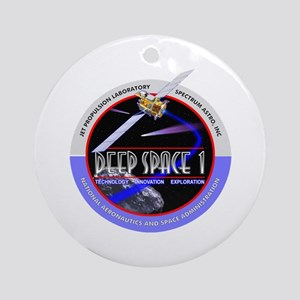 Deep Space 1 Ornament (Round)