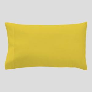sunny yellow 1 Pillow Case