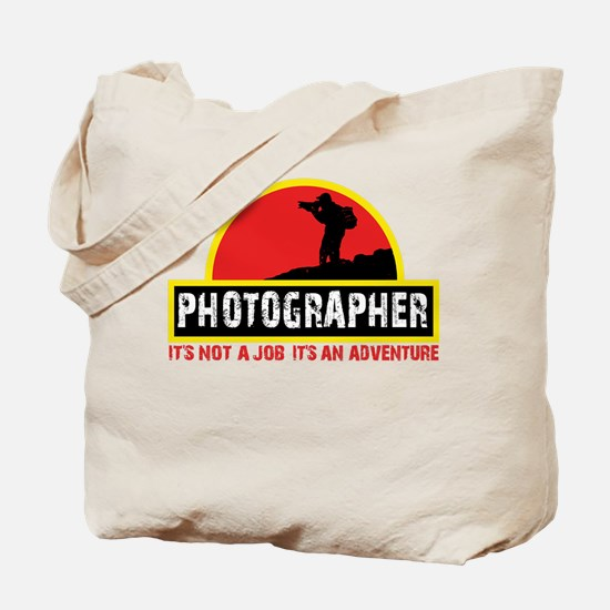 Funny Landscape Tote Bag