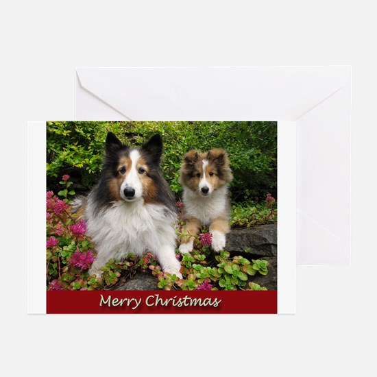 Christmas Friends Greeting Cards