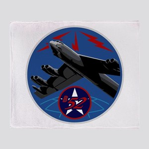B-52 Throw Blanket