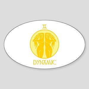 DYNAMIC Sticker