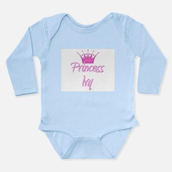 Princess Ivy Infant Bodysuit Body Suit