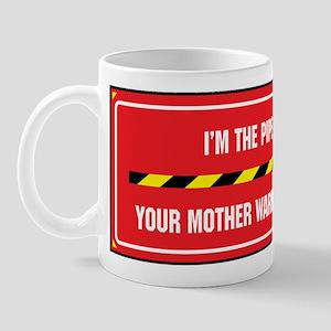 I'm the Pipe Layer Mug