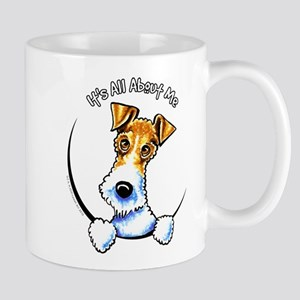 Wire Fox Terrier IAAM Mug