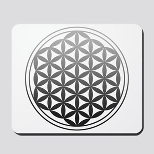 flower of life2 Mousepad