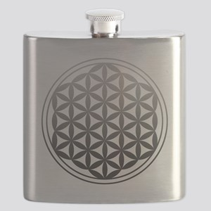 flower of life2 Flask