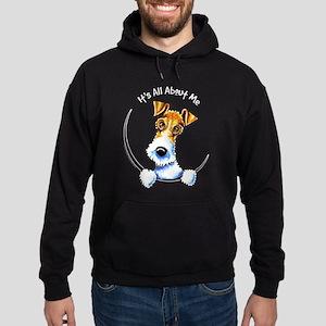Wire Fox Terrier IAAM Hoodie