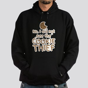 No I did not see the COOKIE Thief Hoodie