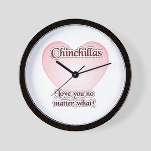 Chinny Love U Wall Clock