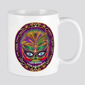 Mardi Gras Queen 8 Mug