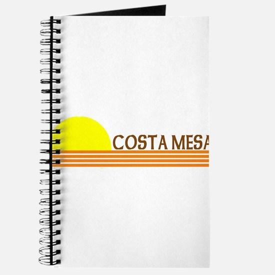 Costa Mesa, California Journal
