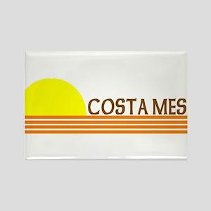 Costa Mesa, California Rectangle Magnet