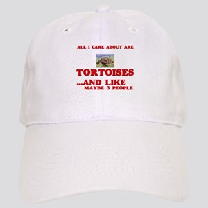 All I care about are Tortoises Cap