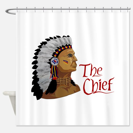 F-111E 67-0120 'The Chief' Shower Curtain