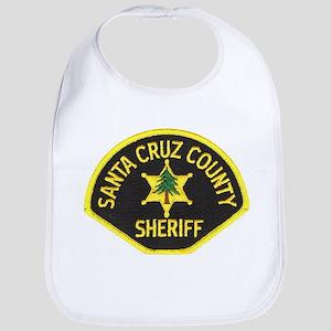 Santa Cruz Sheriff Bib