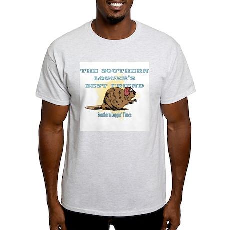 Friendly Beaver Light T-Shirt
