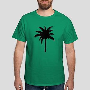 Palm tree Dark T-Shirt