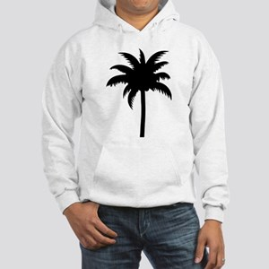 Palm tree Hooded Sweatshirt