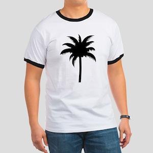 Palm tree Ringer T