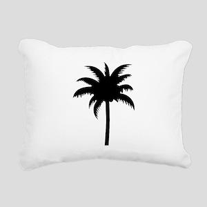 Palm tree Rectangular Canvas Pillow