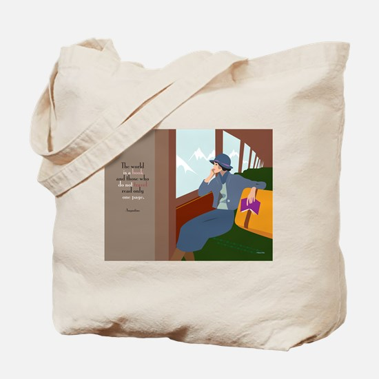 Book Calendar By Nancy Vala Tote Bag