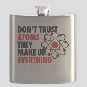 dont trust atoms they make up everything Flask