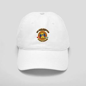 USMC - 1st Radio Battalion - w VN SVC Ribbon Cap