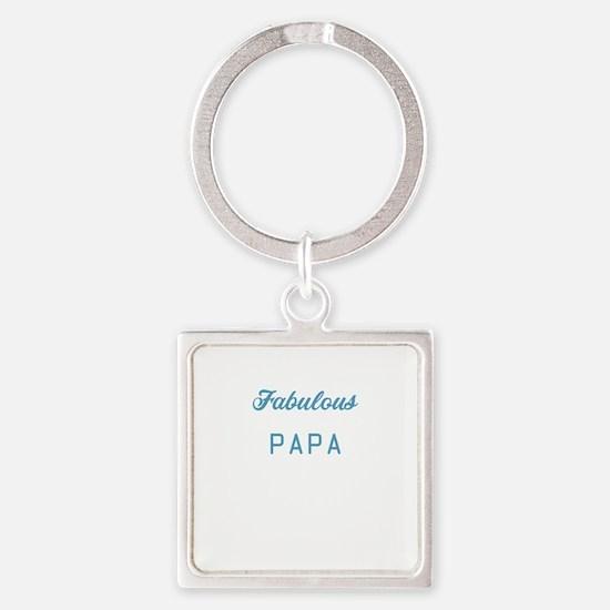 Papa Lawyer Design Keychains