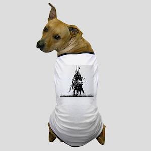 Horseback Samurai Dog T-Shirt