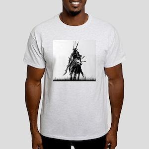 Horseback Samurai Light T-Shirt