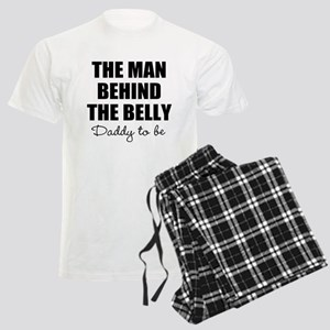 The man behind the belly | Daddy to be Pajamas