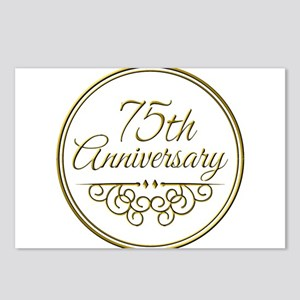 75th Anniversary Postcards (Package of 8)