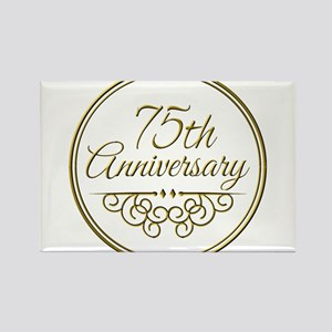 75th Anniversary Magnets