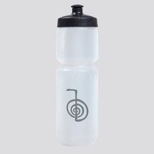 Reiki Power Symbol - cho ku rei Sports Bottle