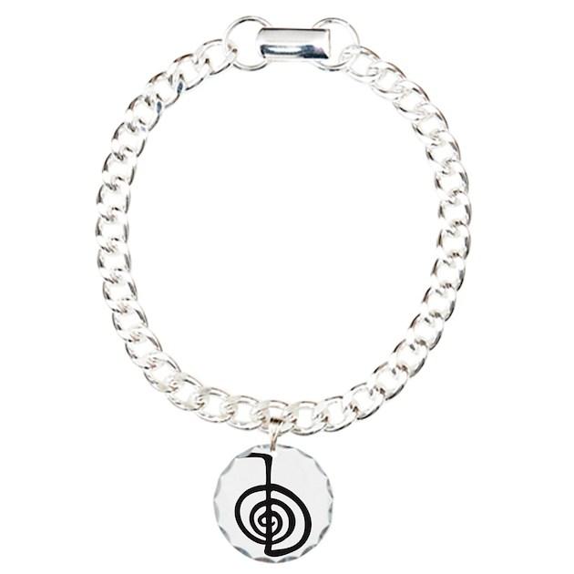 Reiki Power Symbol Cho Ku Rei Bracelet By Admincp49789583