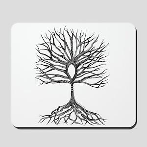 Ankh Tree of LIfe Mousepad