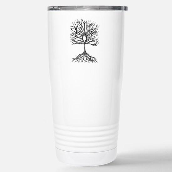 Ankh Tree of LIfe Travel Mug