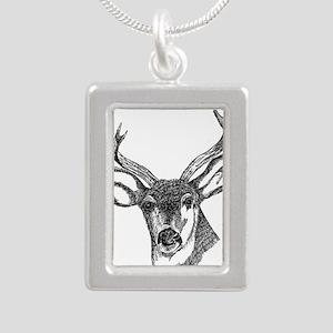 Deer Necklaces