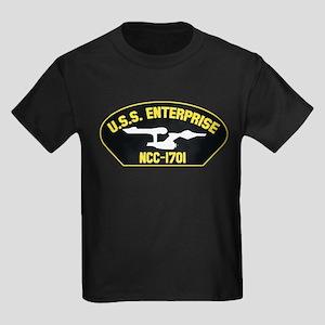 TOS Crew Patch T-Shirt