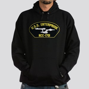 TOS Crew Patch Hoodie